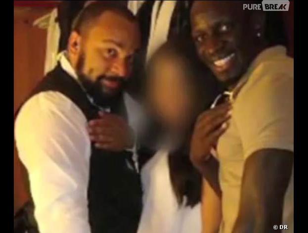 Mamadou Sakho faisant une quenelle : le footballeur affirme avoir été piégé par Dieudonné