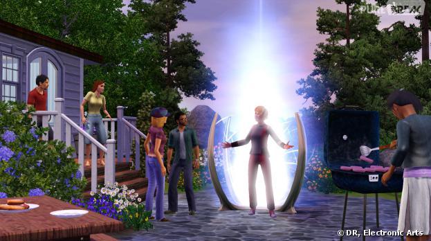 Test : Les Sims 3 : En Route Vers Le Futur est disponible depuis le 24 octobre 2013 sur PC