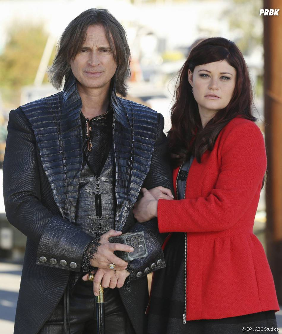 Once Upon a Time saison 3, épisode 10 : Emilie de Ravin et ...