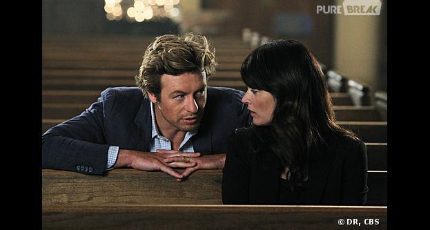 Mentalist saison 6 : encore de l'espoir pour le couple Lisbon/Jane
