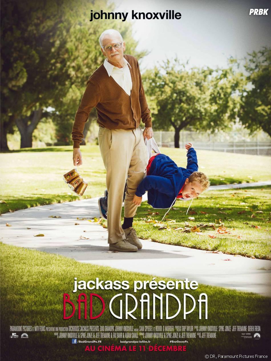 Bad Grandpa : une comédie déjantée mais inégale