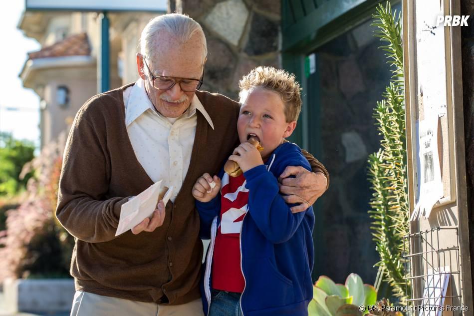 Bad Grandpa au cinéma le 11 décembre 2013