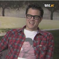 "Bad GrandPa - Johnny Knoxville : ""Me déguiser me donne de la liberté"" (INTERVIEW)"