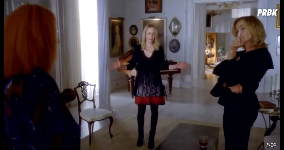 American Horror Story saison 3, épisode 9 : Cordelia, Myrle et Fiona dans la bande-annonce