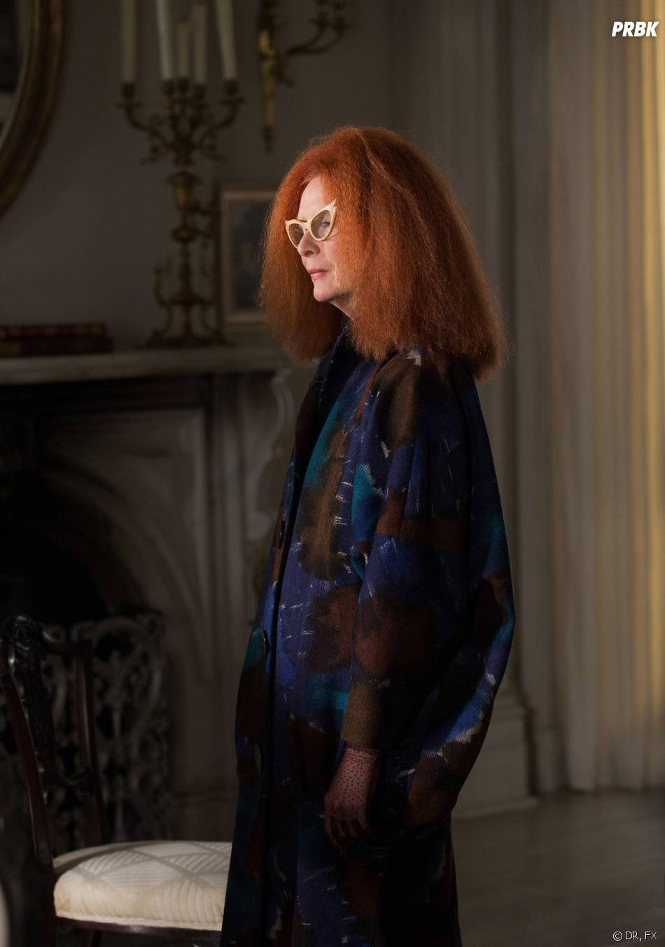 American Horror Story saison 3, épisode 9 : Frances Conroy