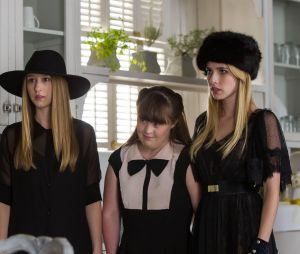 American Horror Story saison 3, épisode 9 : Zoe, Nan et Madison