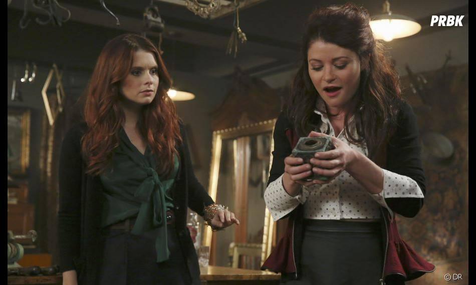 Once Upon A Time saison 3 : Ariel et Belle réunies