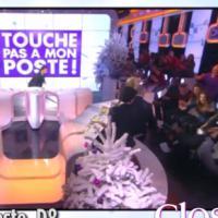 Bertrand Chameroy : belle gamelle en direct dans TPMP