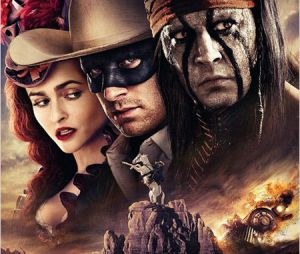 """The Lone Ranger est nommé aux Razzie Awards dans la catégorie """"pire film de l'année"""""""