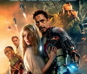 Top 10 des films les plus piratés en 2013 : Iron Man 3 est 4ème