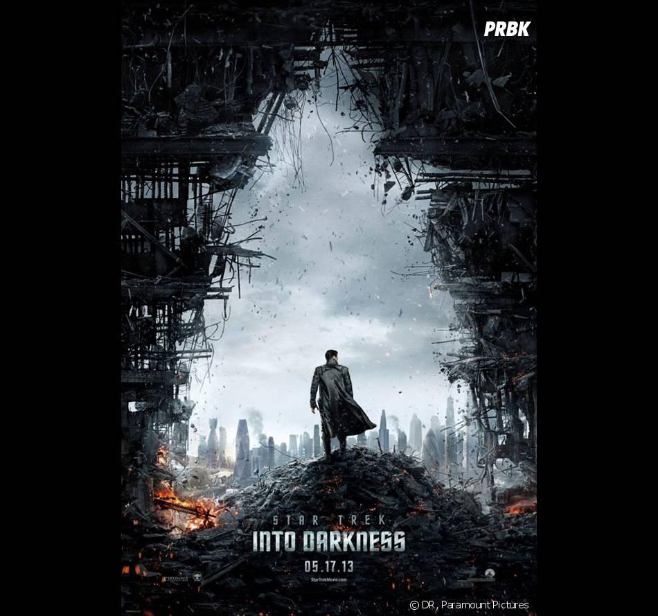 Top 10 des films les plus piratés en 2013 : Star Trek Into Darkness est 6ème
