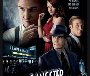 Top 10 des films les plus piratés en 2013 : Gangster Squad est 7ème
