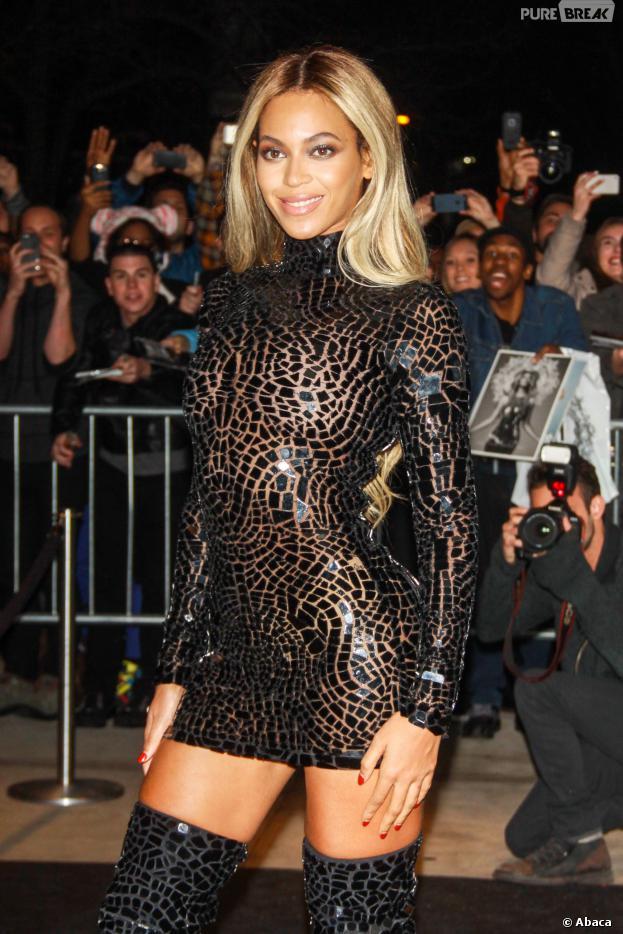 Beyoncé : 30 kilos en mois depuis la naissance de Blue Ivy
