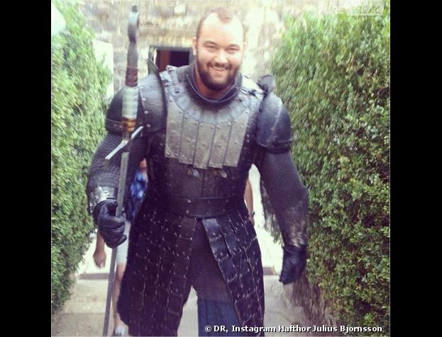 Game of Thrones saison 4 : le nouvel acteur incarnant la Montagne se dévoile en photo