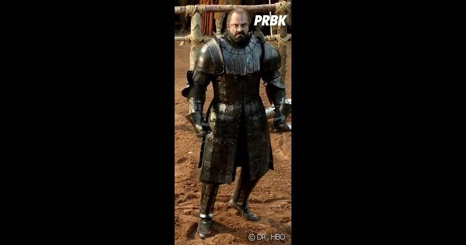 Game of Thrones saison 4 : La Montagne change d'acteur