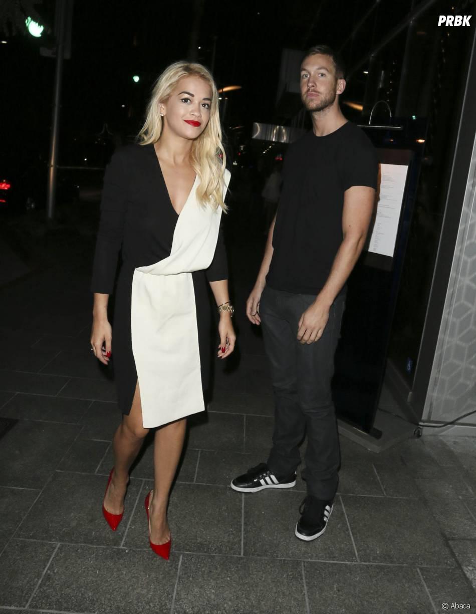 Kim Kardashian ne pourrait pas voir en peinture Rita Ora depuis sa rupture avec Rob Kardashian