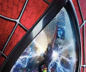 The Amazing Spider-Man 2 : Electro nous fait de l'oeil