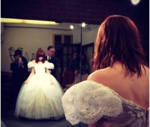 Carly Rae Jepsen en costume de Cendrillon sur Instagram
