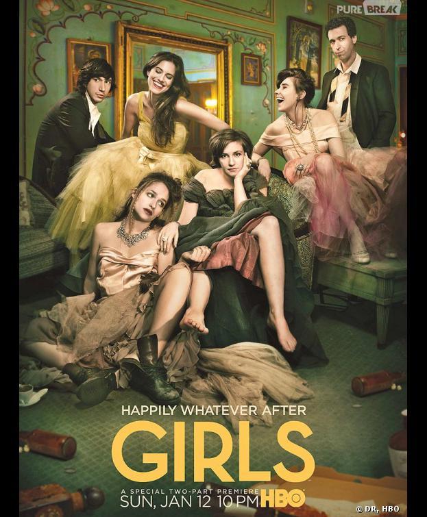 Girls : une saison 4 déjà commandée par HBO