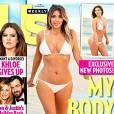 Kim Kardashian : sexy en bikini en Une du magazine Us Weekly, décembre 2013