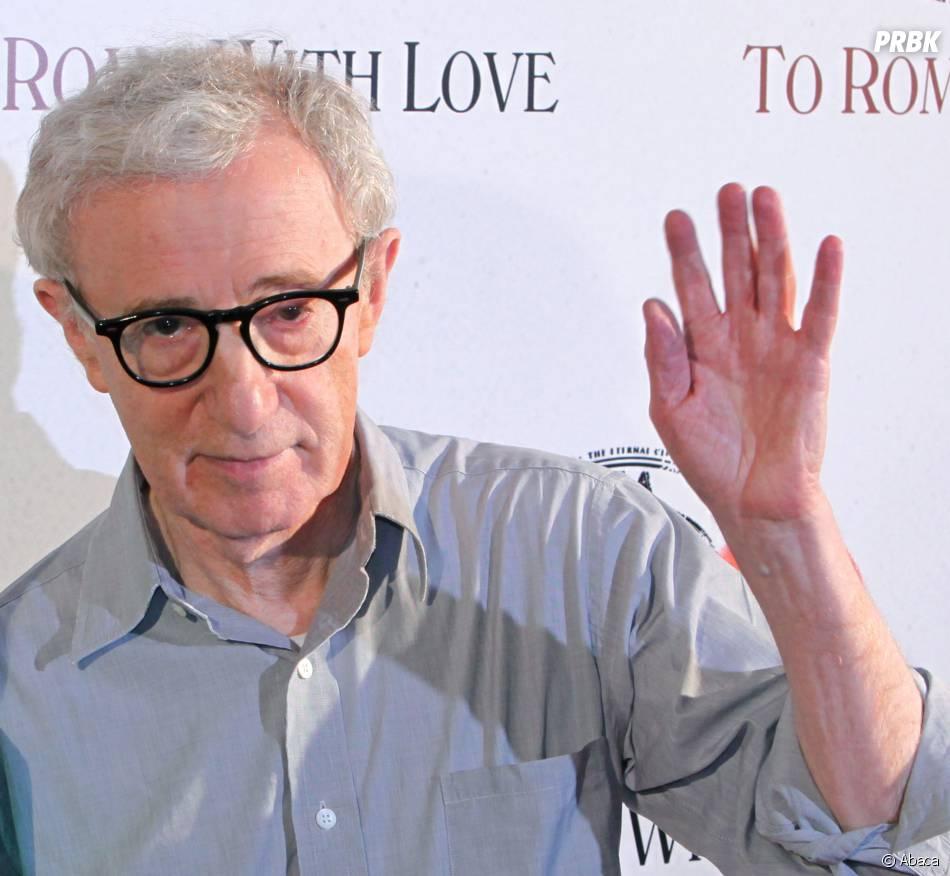 Woody Allen a été clashé par son fils sur Twitter durant les Golden Globes 2014