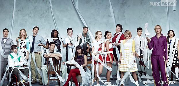 Glee saison 5 : de nombreux personnages vont quitter la série