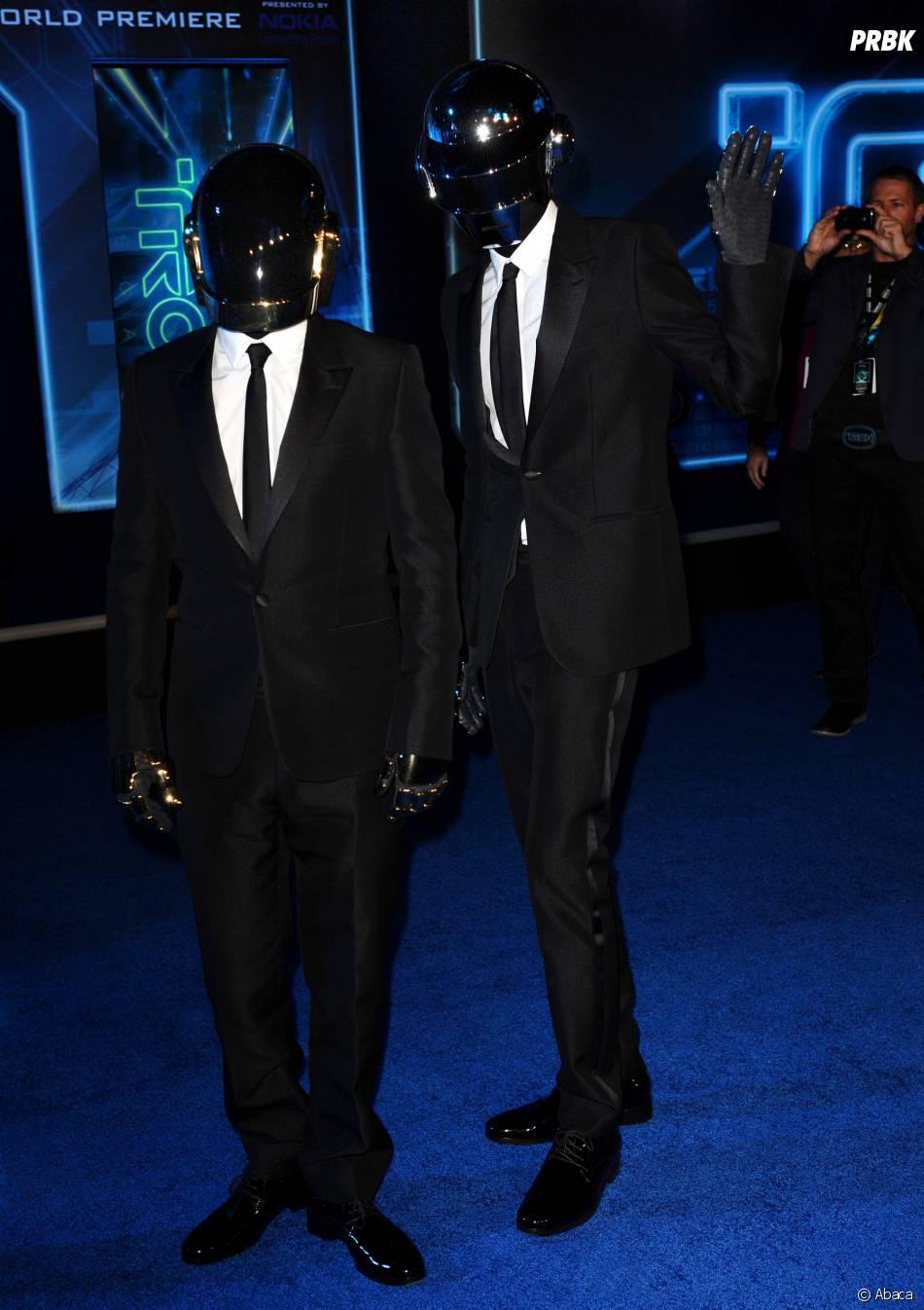 Grammy Awards 2014 : les Daft Punk seront présents en live sur CBS le 26 janvier 2014
