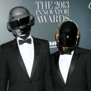 Daft Punk met un stop aux Victoires de la musique 2014