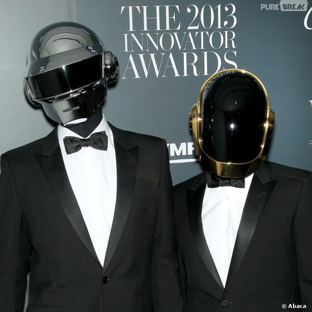 Daft Punk : ils ont refusé de concourir aux Victoires de la musique 2014