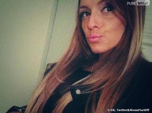 Secret Story 7 : Alexia quitte temporairement Twitter