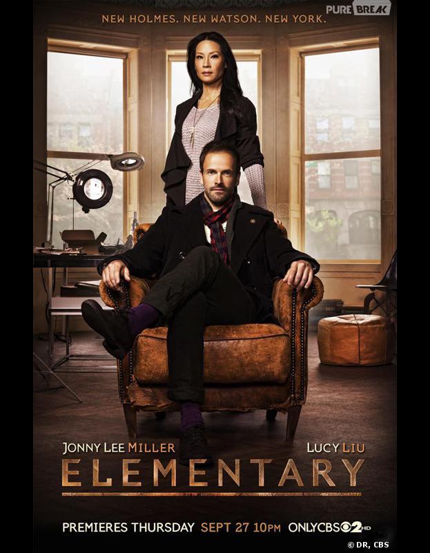Elementary saison 1 : Jonny Lee Miller défend sa série et son personnage