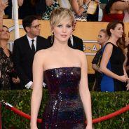 Jennifer Lawrence chic en Dior, Kerry Washington, Bradley Cooper... : le tapis rouge des SAG Awards 2014