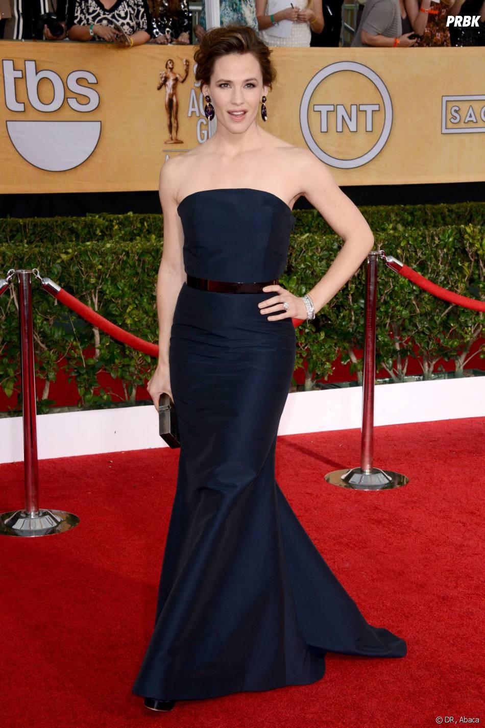 SAG Awards 2014 : Jennifer Garner à Los Angeles le samedi 18 janvier
