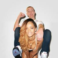 Rihanna, Miley Cyrus, Kim Kardashian... : un inconnu s'incruste dans toutes leurs photos