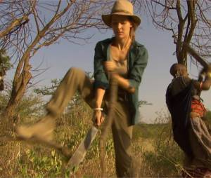 Mélissa Theuriau en Tanzanie : elle a beaucoup souffert de la chaleur et du manque des proches