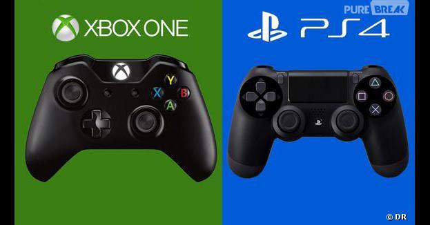 PS4 / Xbox One : la console de Sony s'est mieux vendue en France que celle de Microsoft