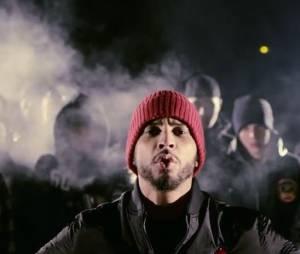 """Disiz - Rap Genius, le clip officiel extrait de l'album """"Transe-Lucide"""" dans les bacs le 3 mars 2014"""