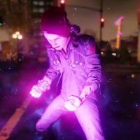 InFamous Second Son sur PS4 : un trailer de gameplay plein d'avis positifs