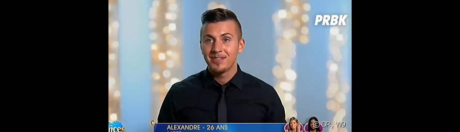 Les Princes de l'amour Alexandre transformé en prince presque charmant