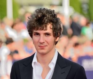 Vincent Lacoste au festival de Deauville 2013