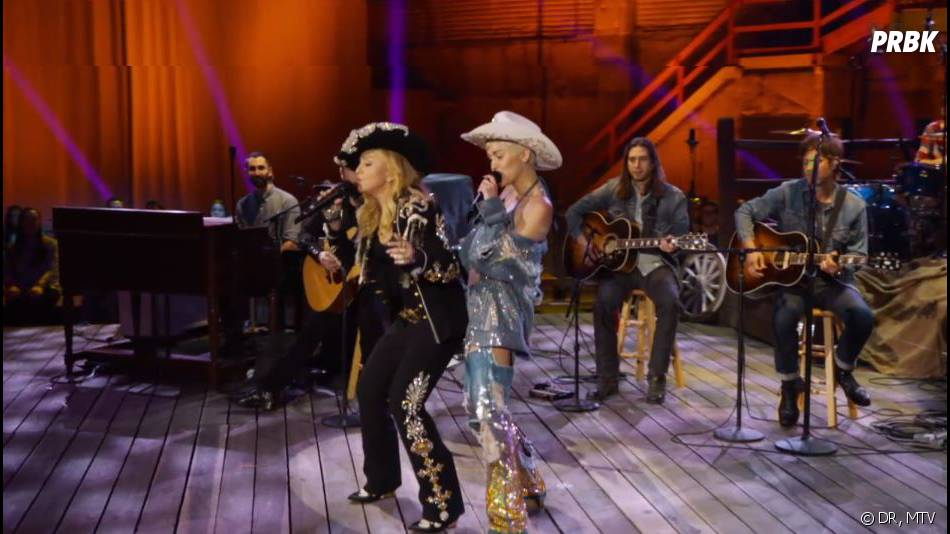 Miley Cyrus invite Madonna pour un duo hot
