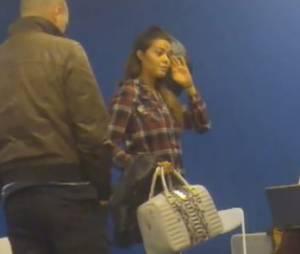 Jade (La belle et ses princes 3) piégée par Gonzague dans sa nouvelle caméra cachée