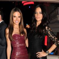 Alessandra Ambrosio et Adriana Lima : duo sexy avant le Super Bowl 2014