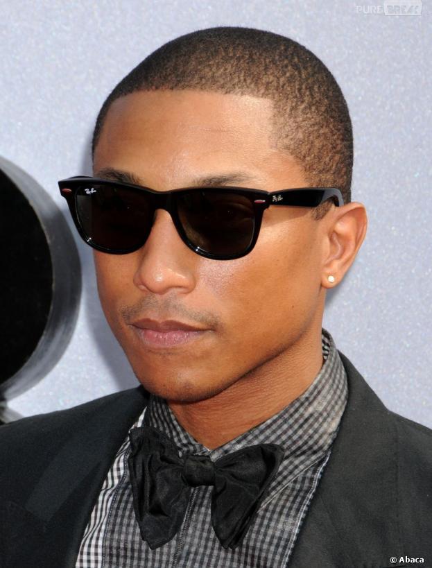 Pharrell Williams accusé de plagiat par le leader de Franz Ferdinand