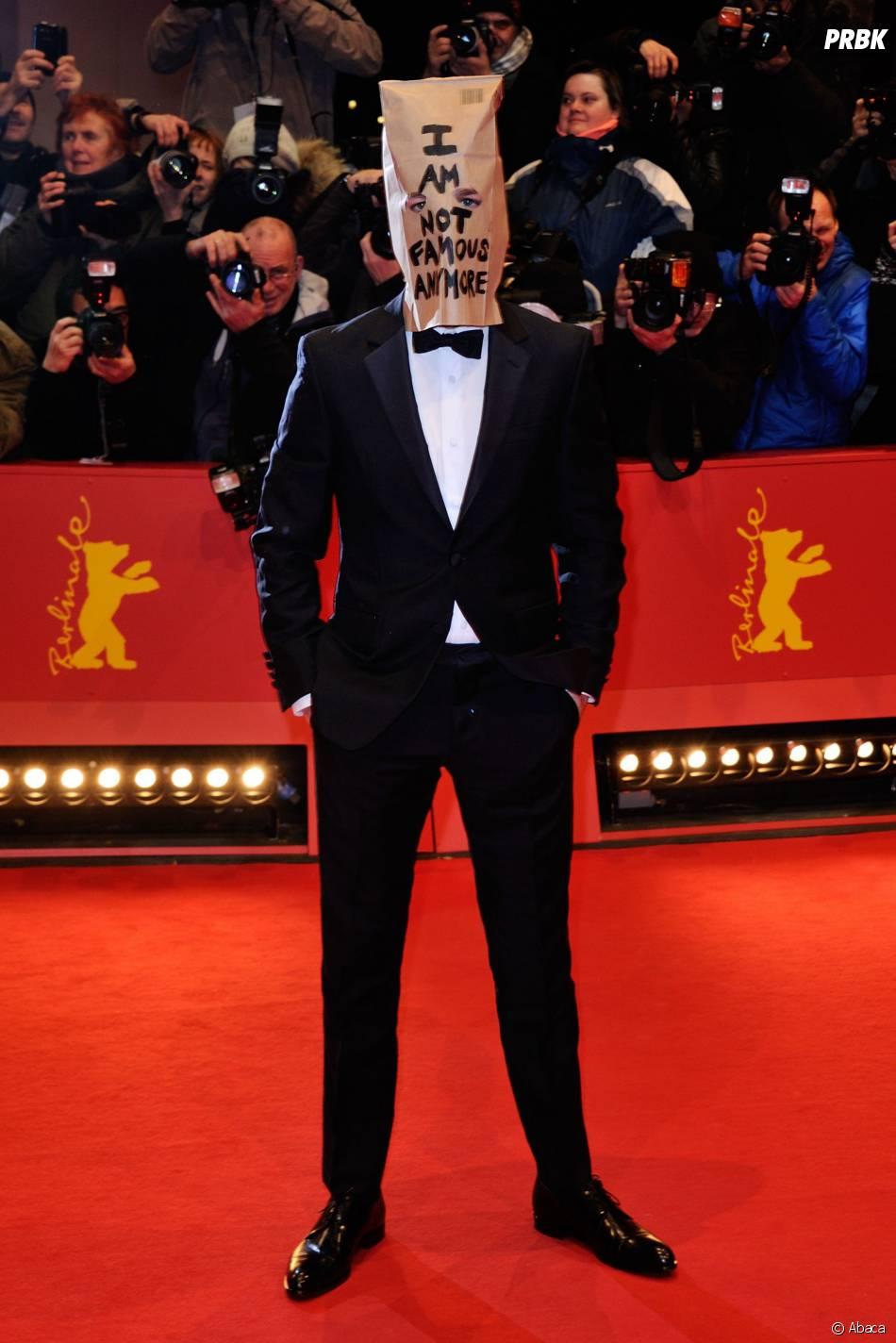 Shia LaBeaouf n'est pas passé inaperçuau Festival du film de Berlinle 9 février 2014