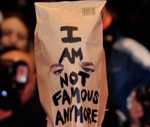 """Shia LaBeaouf """"n'est plus célèbre""""au Festival du film de Berlinle 9 février 2014"""