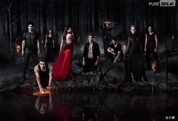 Vampire Diaries : le tournage interrompu aux USA