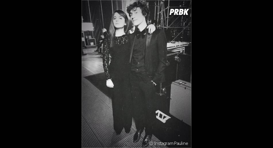 Nouvelle Star 2014 : Pauline et Mathieu en couple ?