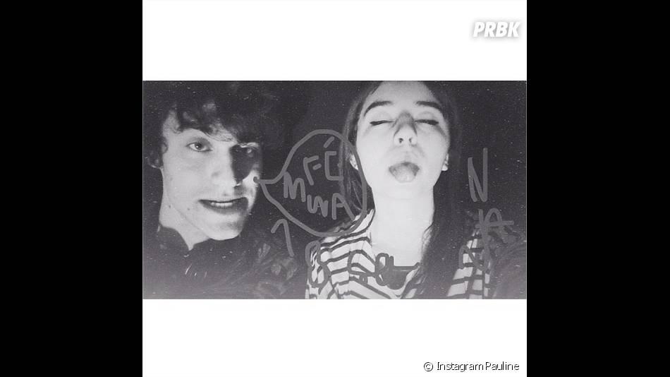 Nouvelle Star 2014 : Mathieu et Pauline proches sur Instagram