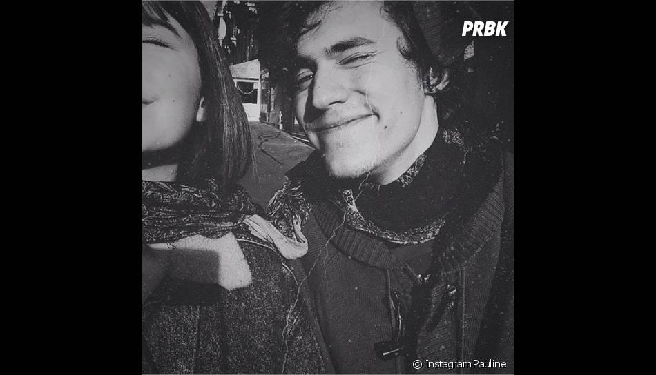 Nouvelle Star 2014 : Mathieu et Pauline amoureux ?